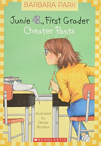 9780439570879: Junie B., First Grader Cheater Pants