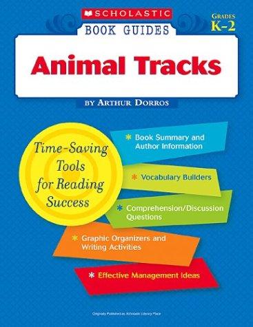 9780439571272: Animal Tracks (Scholastic Book Guides, Grades K-2)