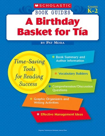 9780439571296: A Birthday Basket for Tia (Scholastic Book Guides, Grades K-2)