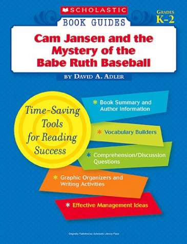 9780439571302: Cam Jansen and the Mystery of the Babe Ruth Baseball