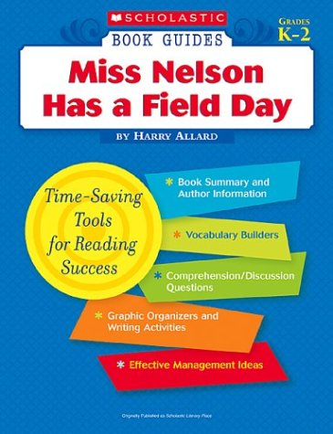 9780439571494: Miss Nelson Has a Field Day
