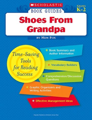 9780439571616: Shoes From Grandpa (Scholastic Book Guides, Grades K-2)