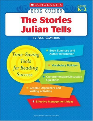 9780439571630: Stories Julian Tells (Scholastic Book Guides)