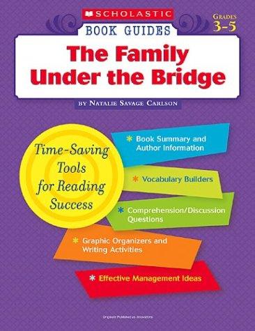 9780439572248: The Family Under the Bridge (Scholastic Book Guides, Grades 3-5)