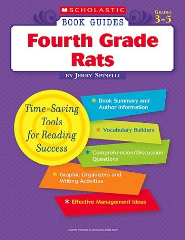 9780439572255: Book Guides: Fourth Grade Rats