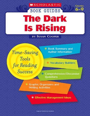 9780439572514: The Dark Is Rising (Scholastic Book Guides, Grades 6-9)