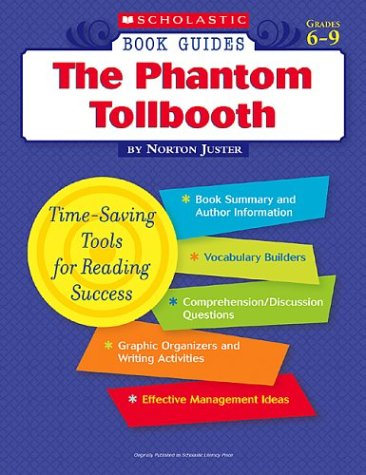 9780439572590: Title: The Phantom Tollbooth Scholastic Book Guides Grade