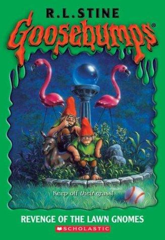 9780439573757: GOOSEBUMPS: REVENGE OF THE LAWN GNOMES