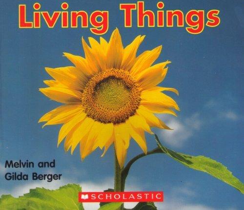 9780439574822: Living Things (Scholastic Readers)