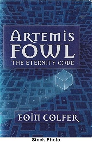 9780439576529: Artemis Fowl, the Eternity Code