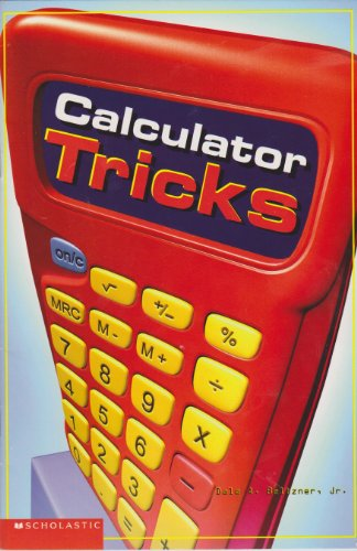 9780439576802: Calculator Tricks