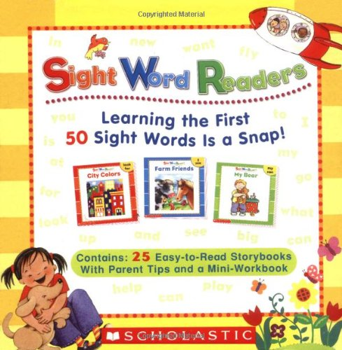 9780439577038: Sight Word Readers Parent Pack - USE ISBN 0-545-06765-0: Learning the First 50 Sight Words Is a Snap!