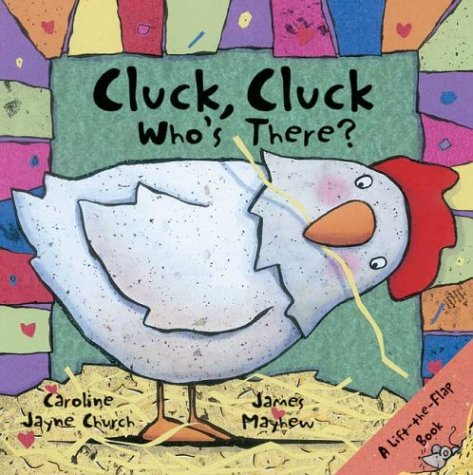 9780439577373: Cluck, Cluck A Lift-the-flap Book (Lift-The-Flap Book (Scholastic))