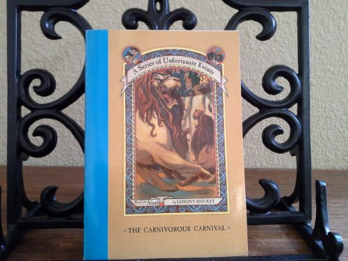 9780439577649: CARNIVOROUS CARNIVAL (SERIES OF UNFORTUNATE EVENTS, NO 9)