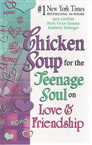 Chicken Soup for the Teenagers Soul on: Kimberly Kirberger