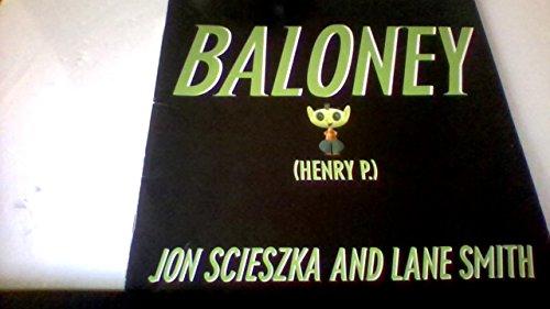 9780439578189: Baloney (Henry P.)
