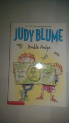 9780439585491: Double Fudge [Taschenbuch] by Judy Blume