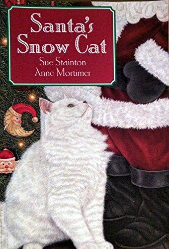9780439585521: Santa's Snow Cat [Taschenbuch] by Stainton, Sue
