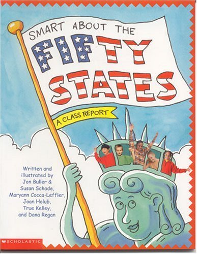 9780439585965: Smart About the Fifty States [Taschenbuch] by Jon Buller