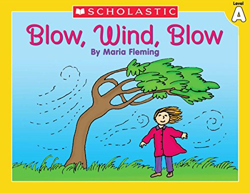 9780439586443: Level A - Blow Wind Blow (Little Leveled Readers: Level a)