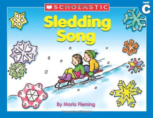 9780439586801: Sledding Song