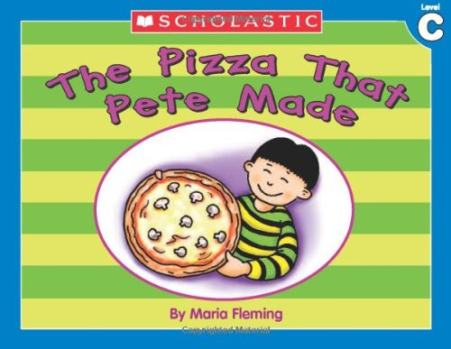 9780439586856: The Pizza That Pete Made