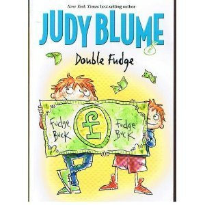 DOUBLE FUDGE: Judy Blume