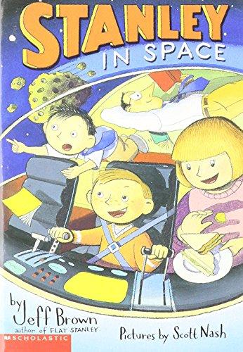 9780439588645: Stanley in Space (Stanley Lambchop Adventure)