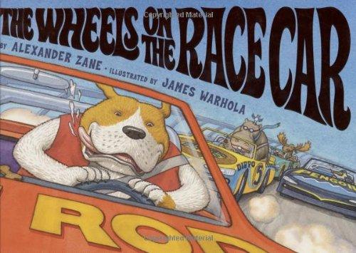 9780439590808: The Wheels On The Race Car