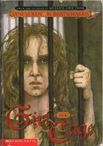 9780439591775: Girl in a cage [Paperback] by Yolen, Jane