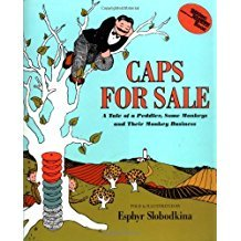 9780439592710: Caps for Sale: A Tale of a Peddler, Some Monkeys and Their Monkey Business