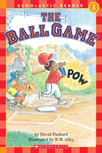 9780439594301: Ball Game (Scholastic Reader - Level 1)