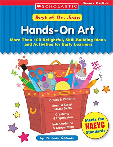 9780439597241: Best Of Dr. Jean: Hands-on Art