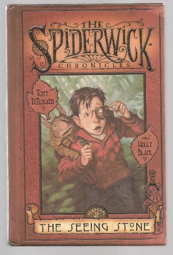9780439597418: The Spiderwick Chronicles: The Seeing Stone, Book 2
