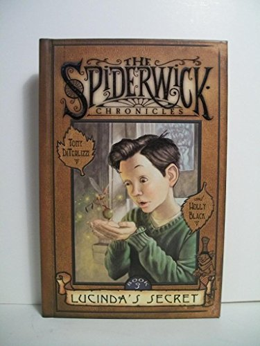The Spiderwick Chronicles Book