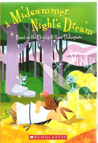 9780439597944: A Midsummer Night's Dream