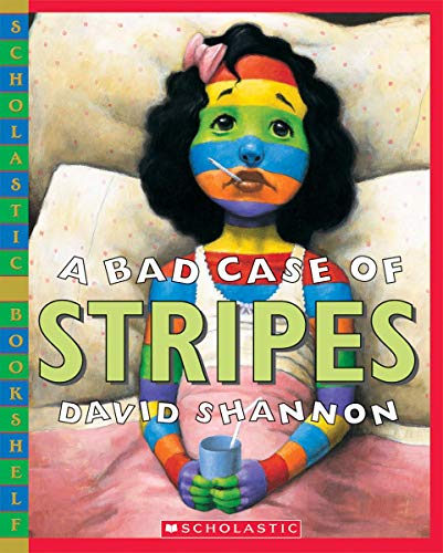9780439598385: A Bad Case of Stripes
