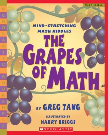 9780439598408: The Grapes of Math (Scholastic Bookshelf)