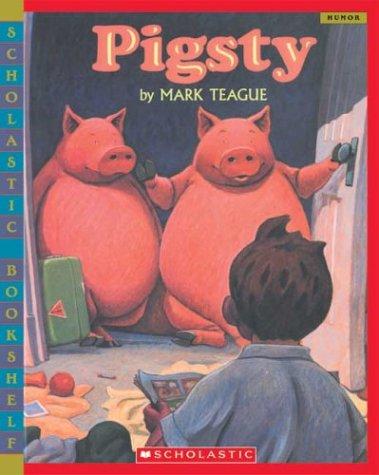 9780439598439 Pigsty Scholastic Bookshelf