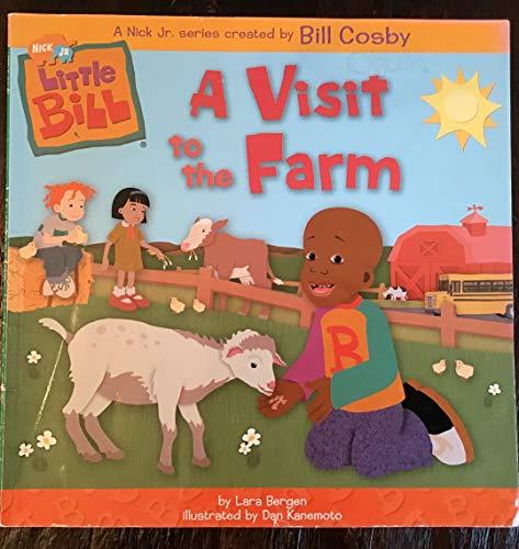 9780439598828: A Visit to the Farm (Nick Jr. Little Bill)