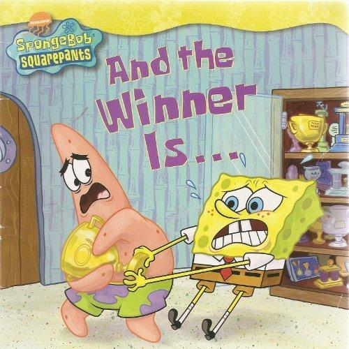 9780439598880: And the Winner Is... (Spongebob Squarepants Series