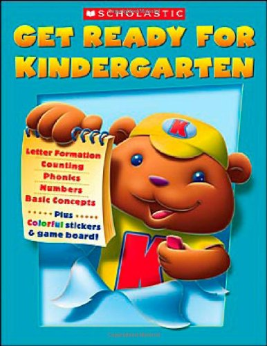 Get Ready For Kindergarten: Editor-Virginia Dooley