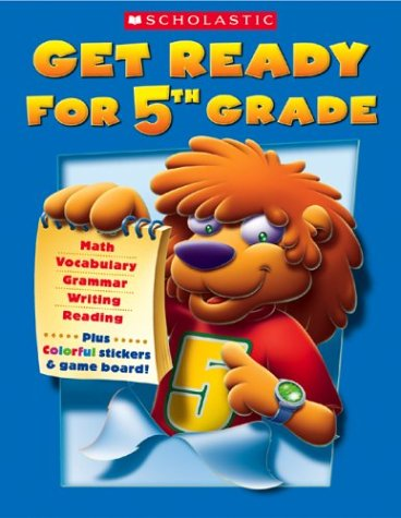 9780439606295: Get Ready for 5th Grade