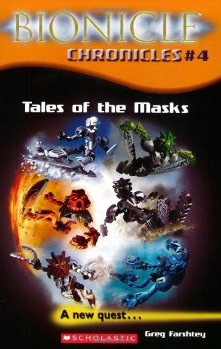 9780439607063: Bionicle Chronicles #4: Tales of the Masks