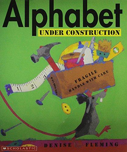9780439611978: Alphabet Under Construction