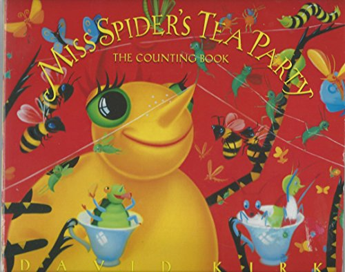 9780439616393: Miss Spider's Tea Party
