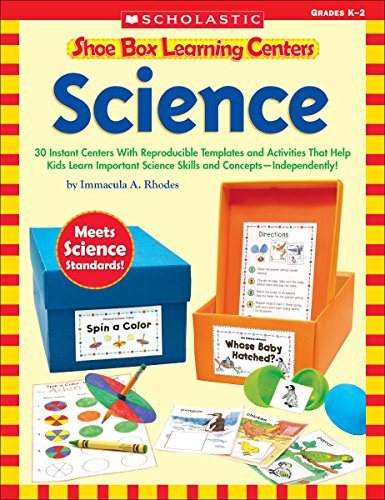 9780439616522: Science: 30 Instant Centers With Reproducible Templates and Activities That Help Kids Learn Important Science Skills and Concepts-Independently! Grades K-2