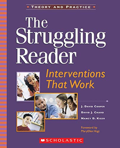9780439616591: The Struggling Reader: Interventions That Work (Teaching Resources)