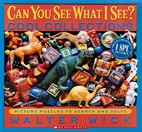 9780439617727: Can You See What I See: Cool Collections