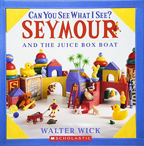 9780439617789: Can You See What I See? Seymour and the Juice Box Boat